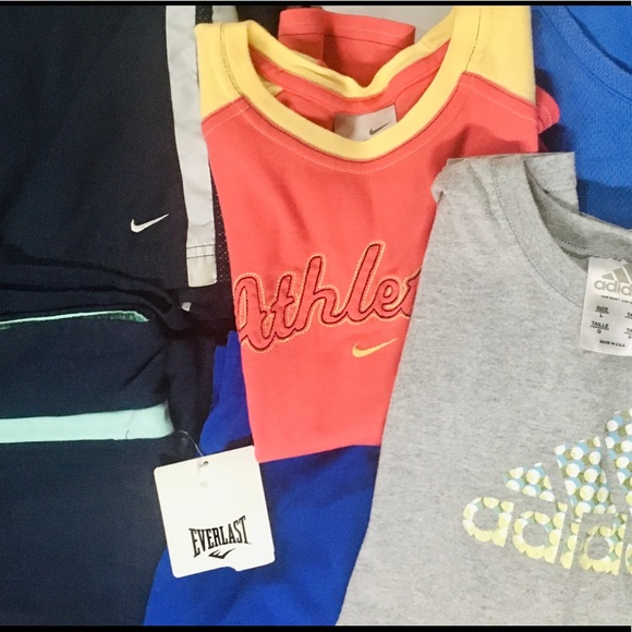 Nike and More Bundle 7 items all Large